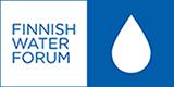 Finnish Water Forum logo.