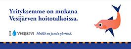Päijät-Hämeen Vesijärvisäätiön hoitotalkoot logo.