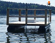 Automaattinen ja jatkuvatoiminen mittauslautta Vesijärvellä